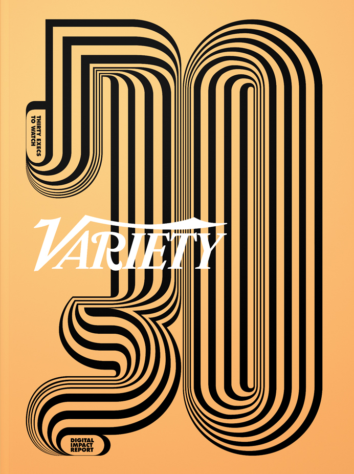 Variety 30 cover