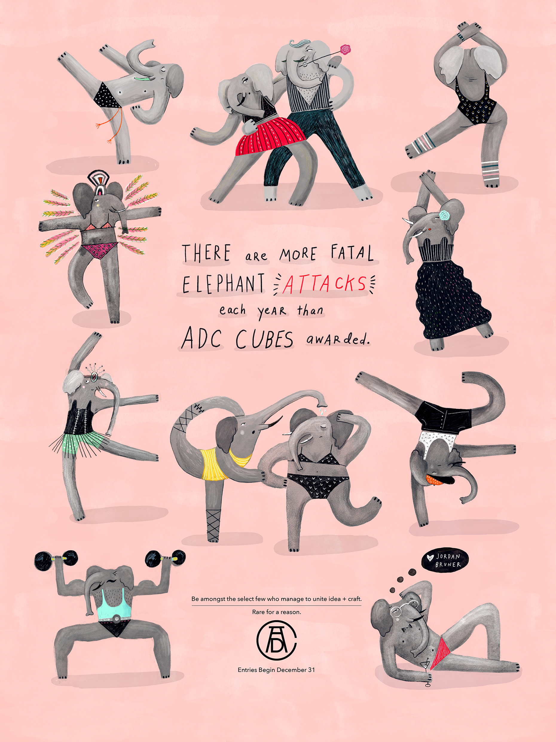 Adc elephants color coral final