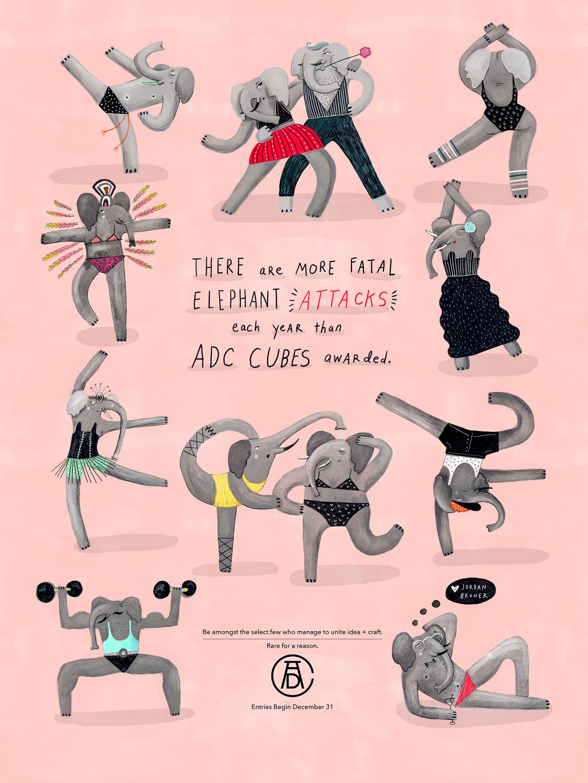 Adc elephants color coral final