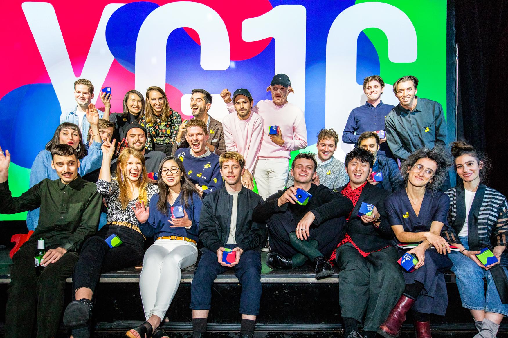 Yg16 show winners