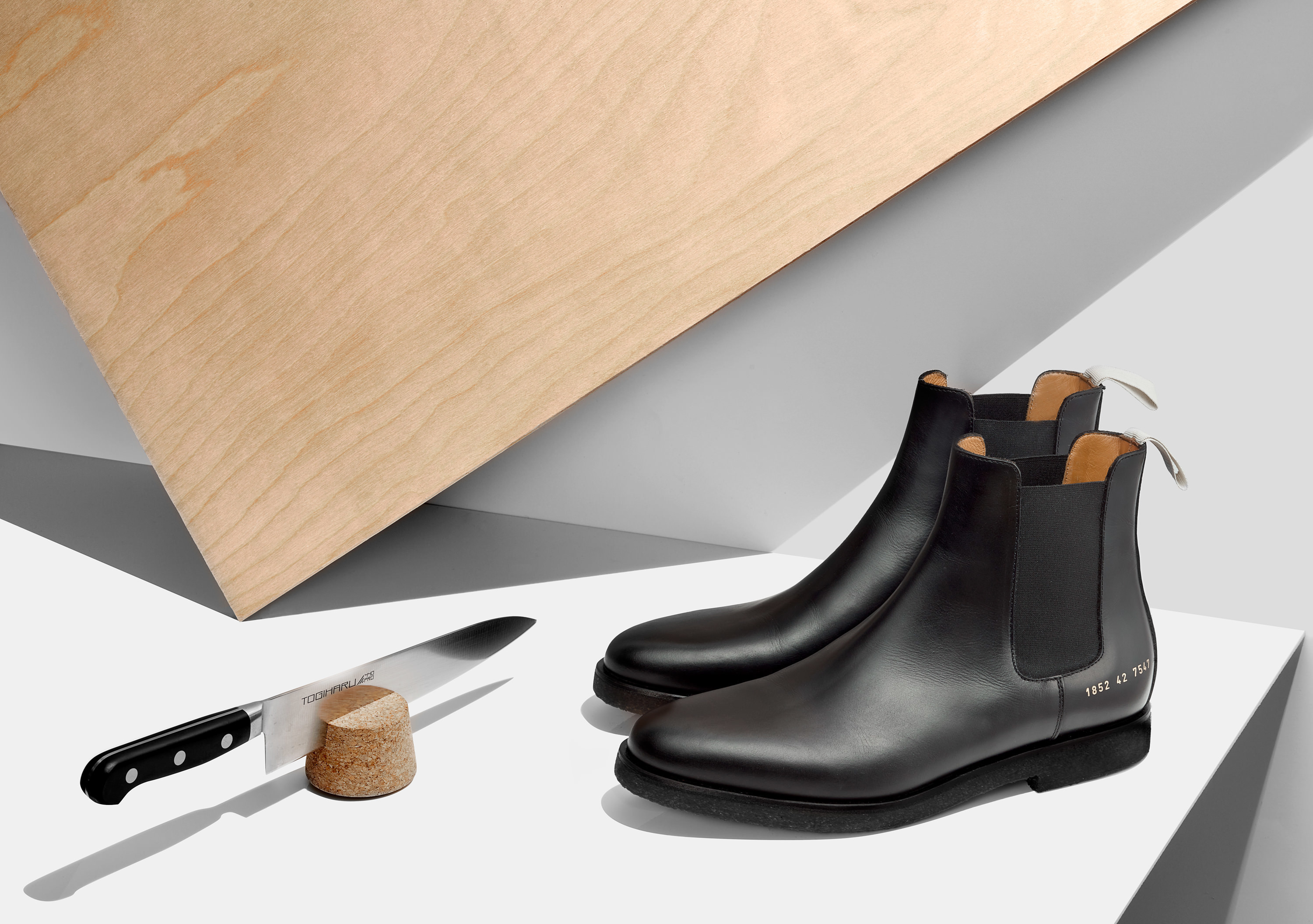 Common projects boots
