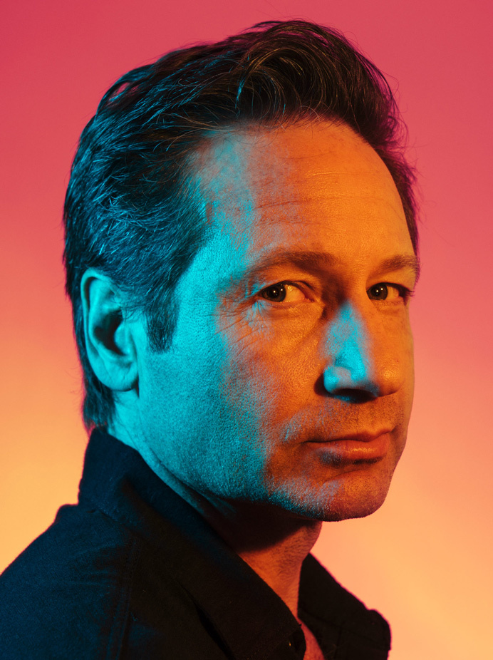 Duchovny2colors cover 2x